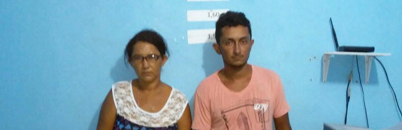 Ações entre as Policias Civis e Militares prendem 2 Pessoas por Tráfico