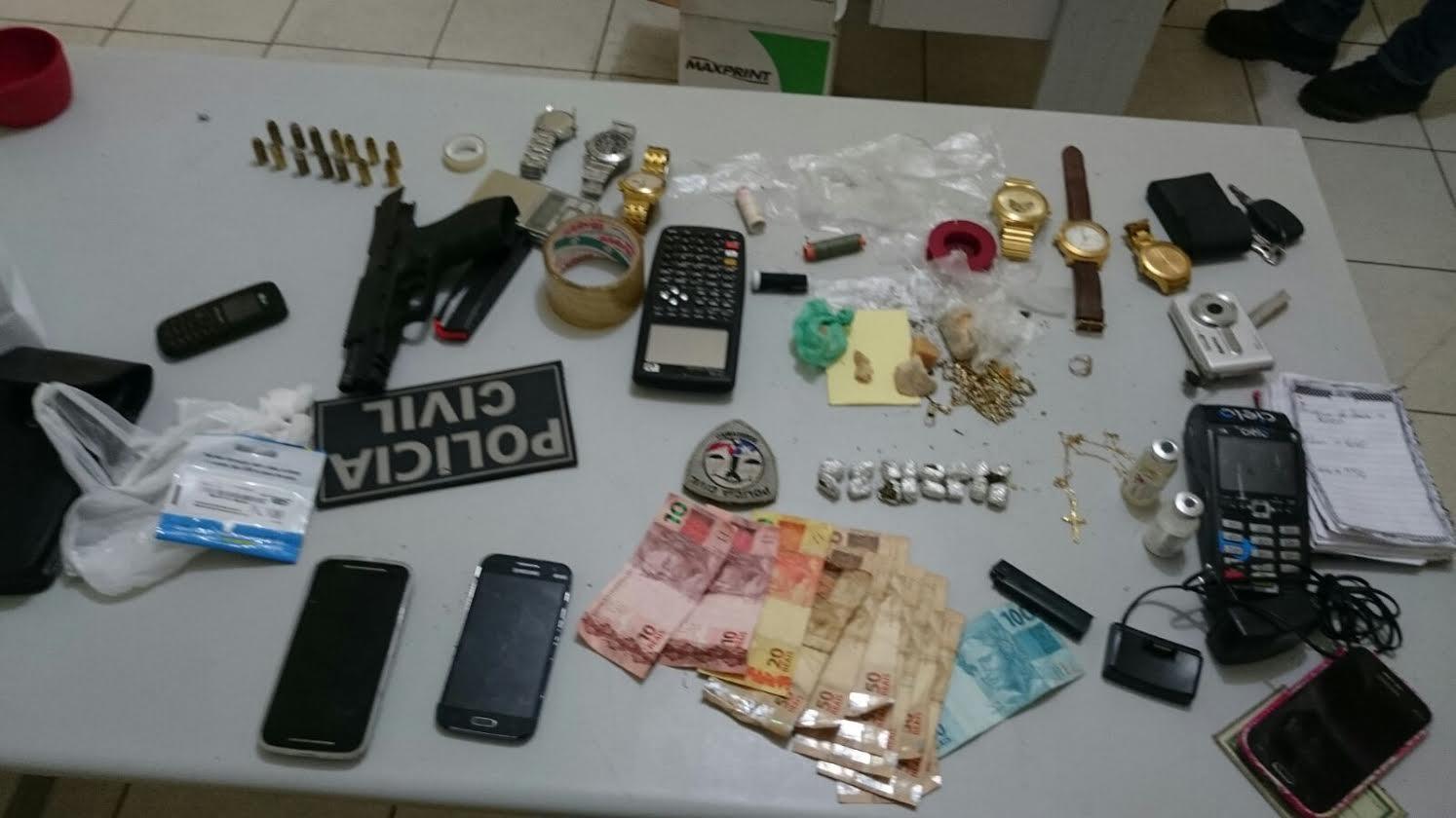 """""""Operação Beta"""", prende suspeito de tráfico de drogas no Cohatrac"""