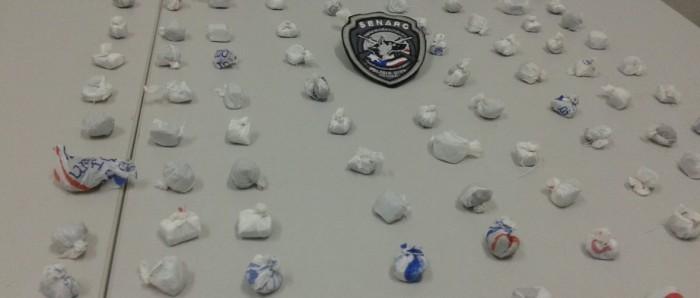 Traficante de drogas é preso pela SENARC