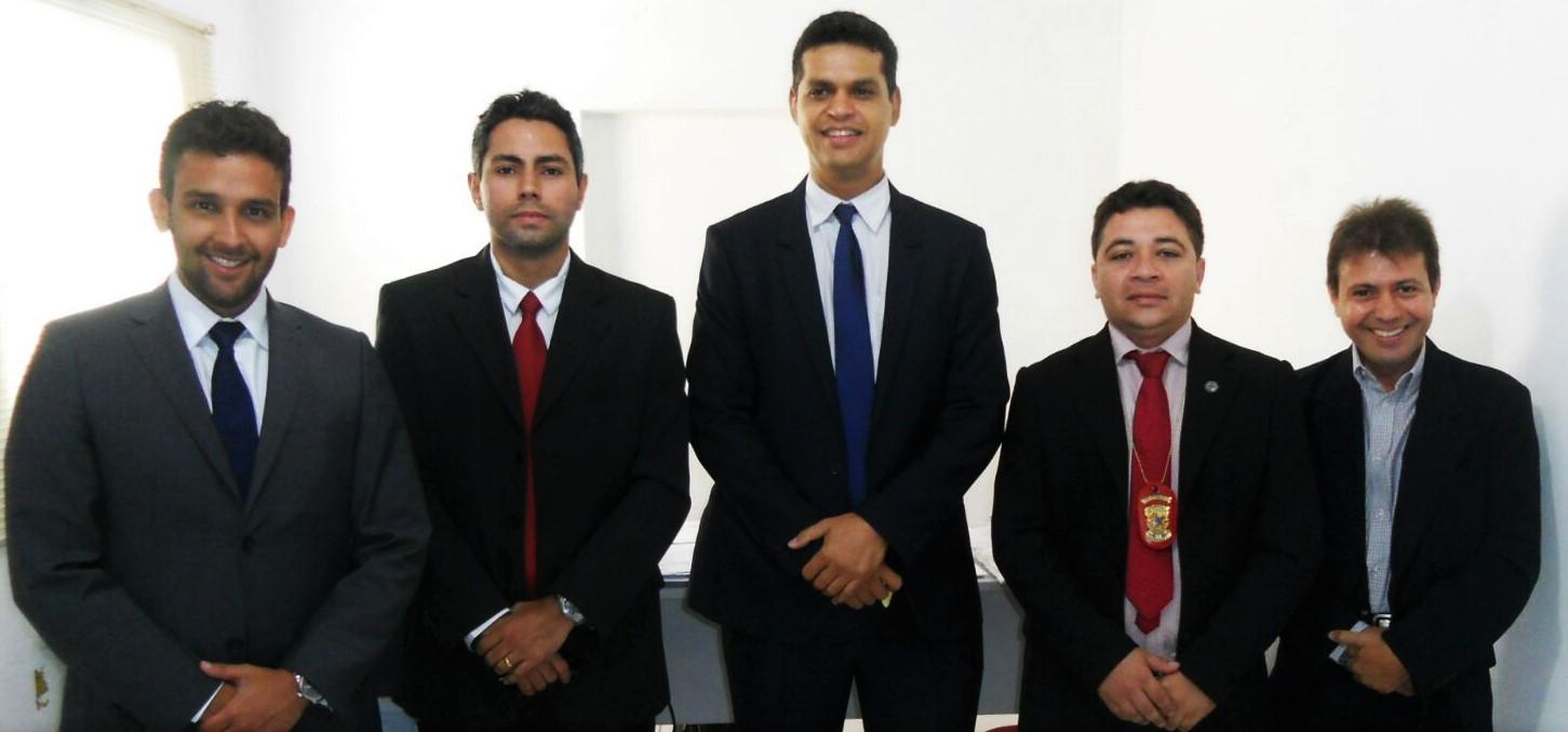 Novos delegados são apresentados no interior do Maranhão