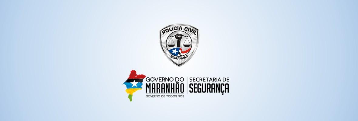 Polícia Civil do Maranhão prende acusado de matar vigilante no Socorrinho II