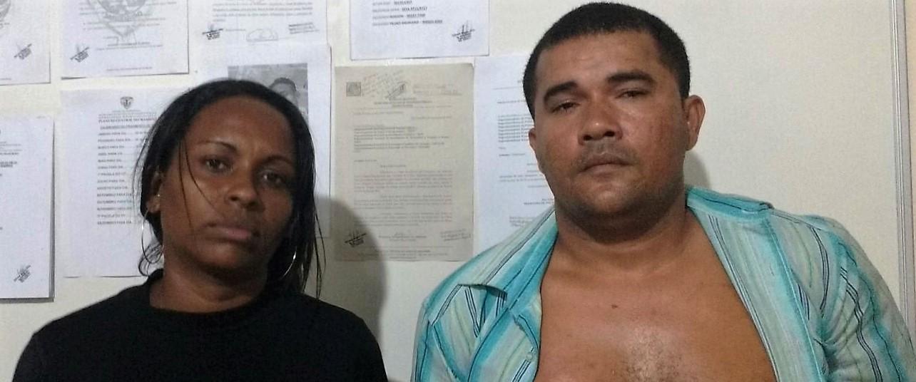 SPCC prende bando suspeito de assalto no Turú