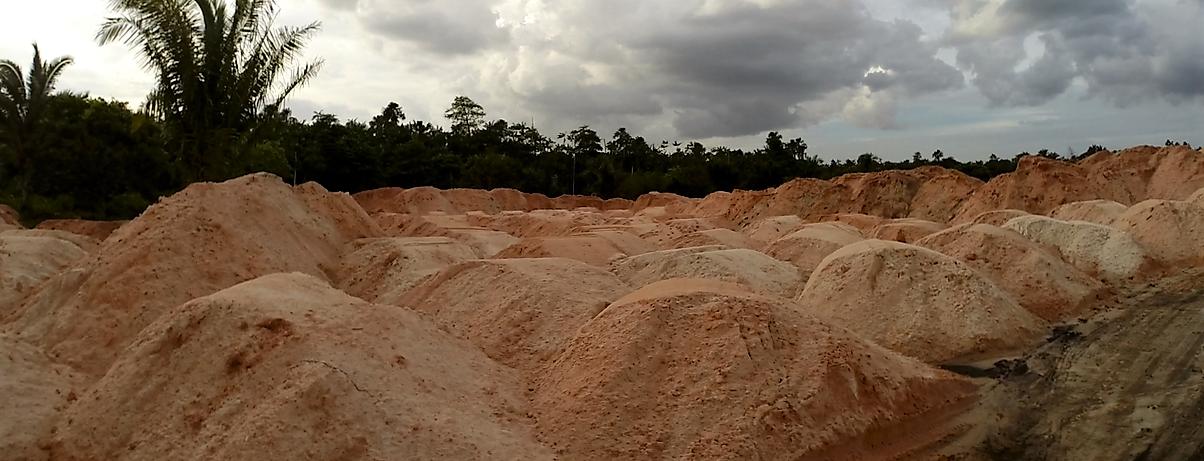 Polícia Civil fecha depósito irregular de areia em São Luís