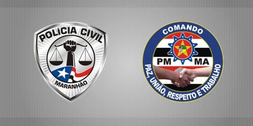 Polícias Civil e Militar reúnem esforços para investigação criminal no assalto a banco em Colinas
