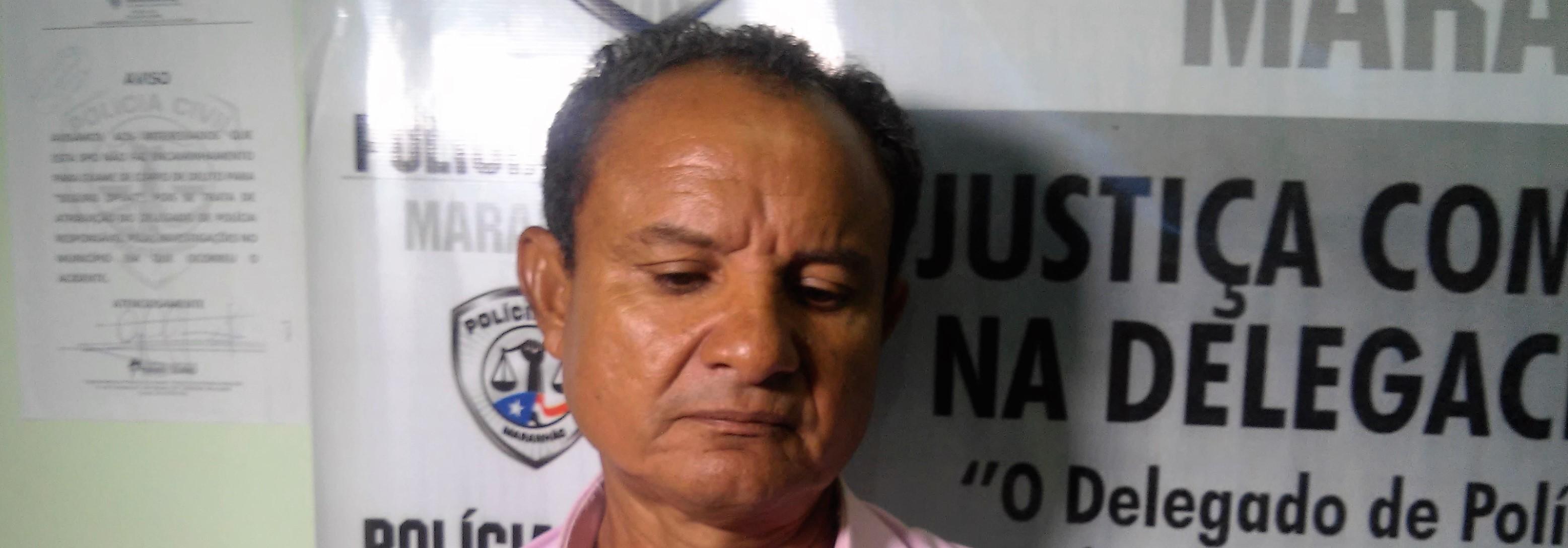 Polícia Civil prende suspeito de homicídio em Palmeirândia