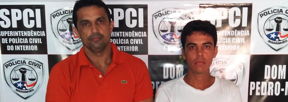 Suspeitos de tráfico de drogas são presos pela Polícia Civil de Dom Pedro