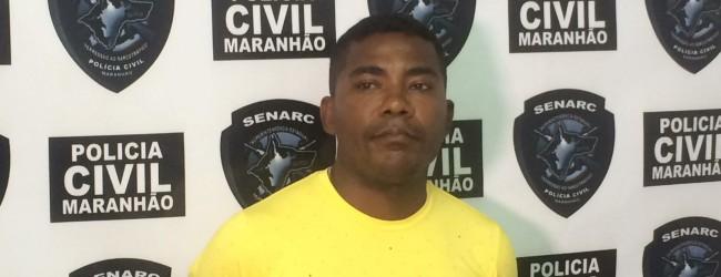 Polícia Civil Prende Suspeito de Matar Empresário em Cururupu
