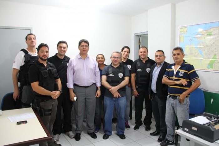 POLICIA CIVIL REFORÇA A SEGURANÇA NO CARNAVAL DA CAPITAL COM PLANTÕES PERMANENTES