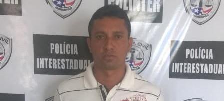 Polinter prende suspeito de assaltar residência na capital