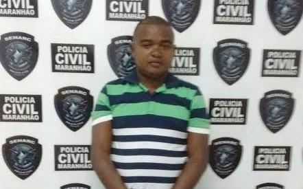 Polícia cumpre mandado de prisão preventiva contra suspeito de homicídio