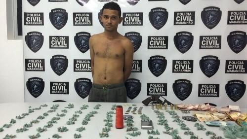SENARC prende membro de facção criminosa