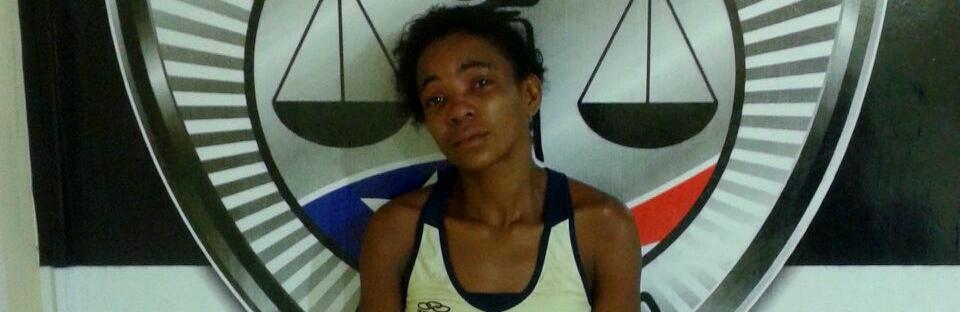 Mulher suspeita de cometer roubo é presa pela Polícia Civil na capital