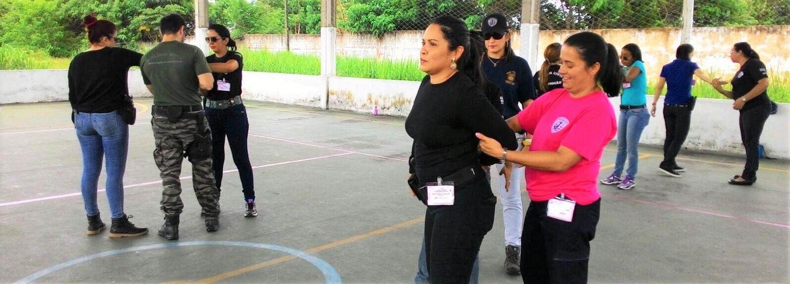 Policiais civis femininas concluem curso de capacitação em São Luís