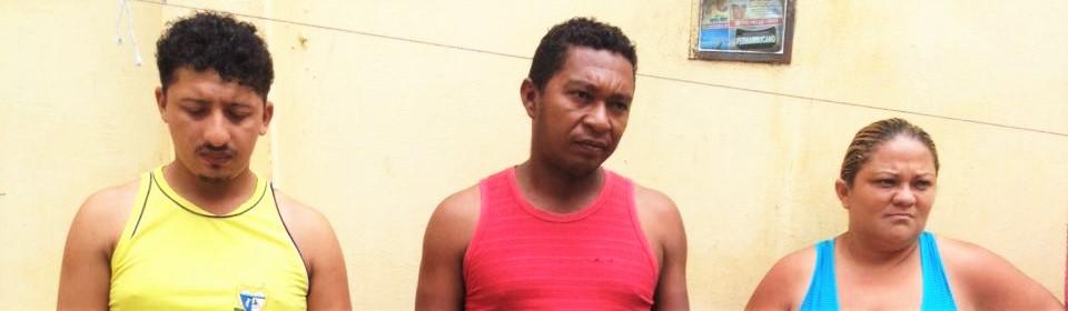 Três pessoas são detidas por suspeita de tráfico de drogas em Santa Luzia do Tide