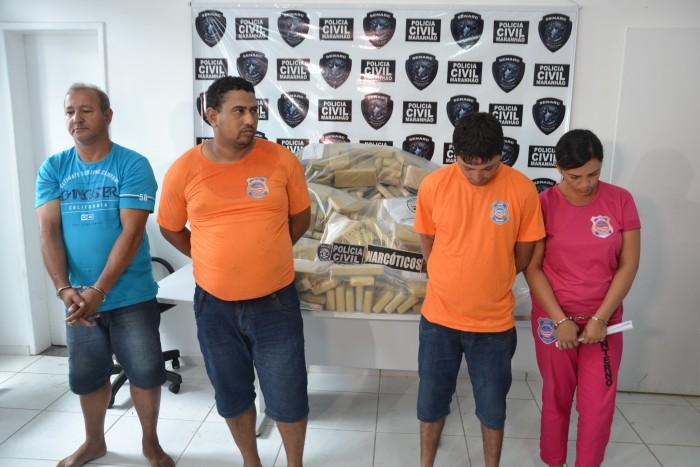 Polícia Civil apreende entorpecentes avaliados em 1 milhão de reais
