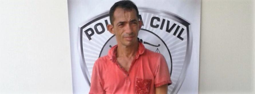 Policiais do 4 DP do Vinhais prendem suspeito de roubo de pneus