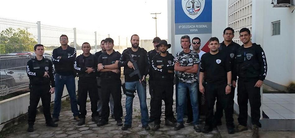 Polícia Civil deflagra Operação Acampamento em Viana