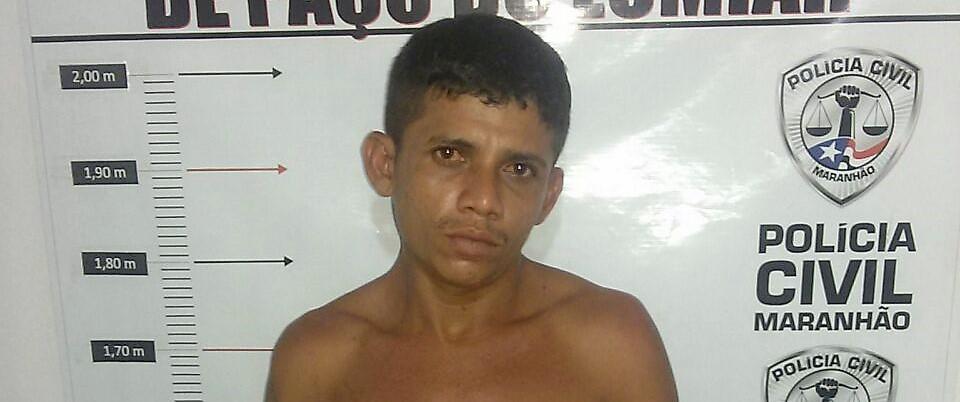 Polícia Civil do Maranhão recaptura foragido de justiça na capital e prende traficante no interior do estado