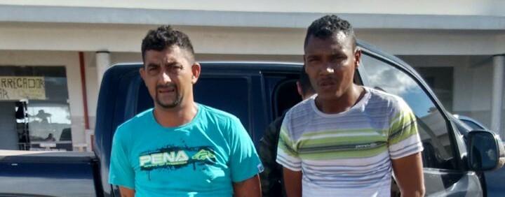 Policia Civil do Maranhão realiza prisões e apreensão de arma de fogo e drogas no interior do Estado