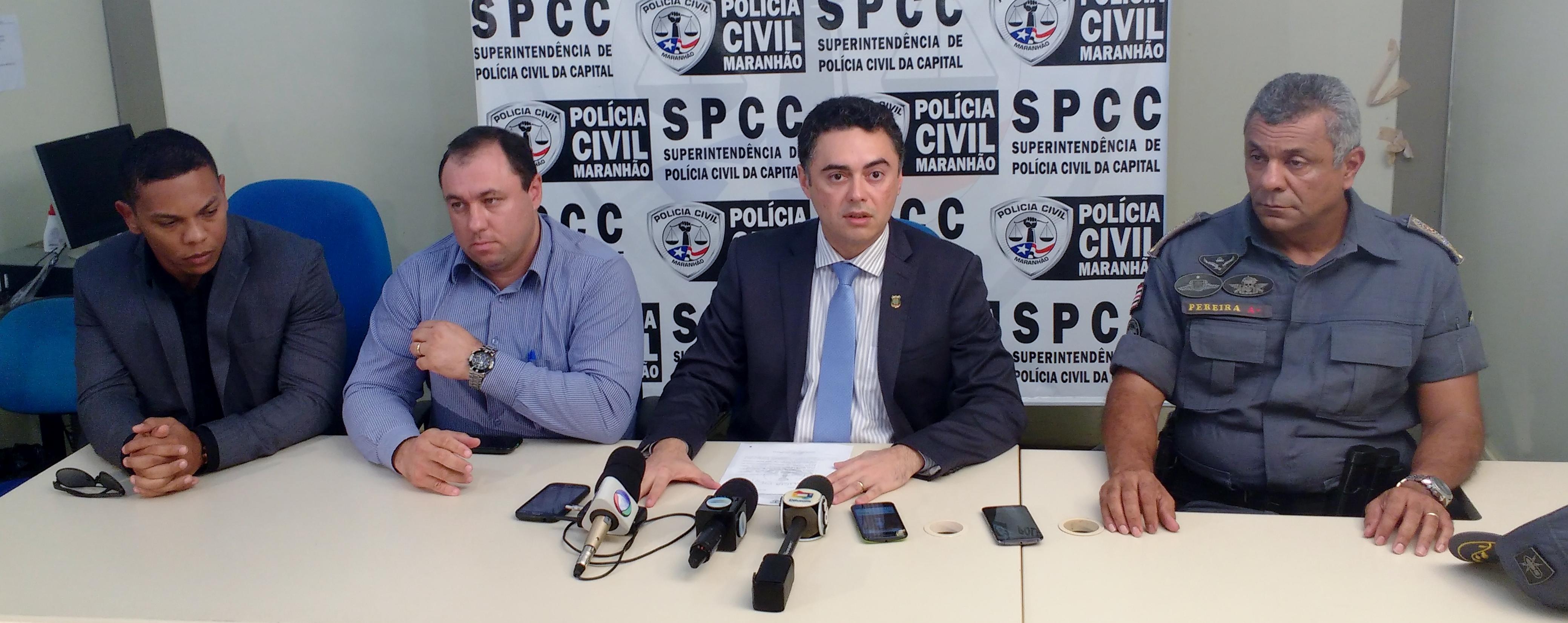 Cúpula de Segurança apresenta mais cinco suspeitos de ordenarem incêndios a coletivos