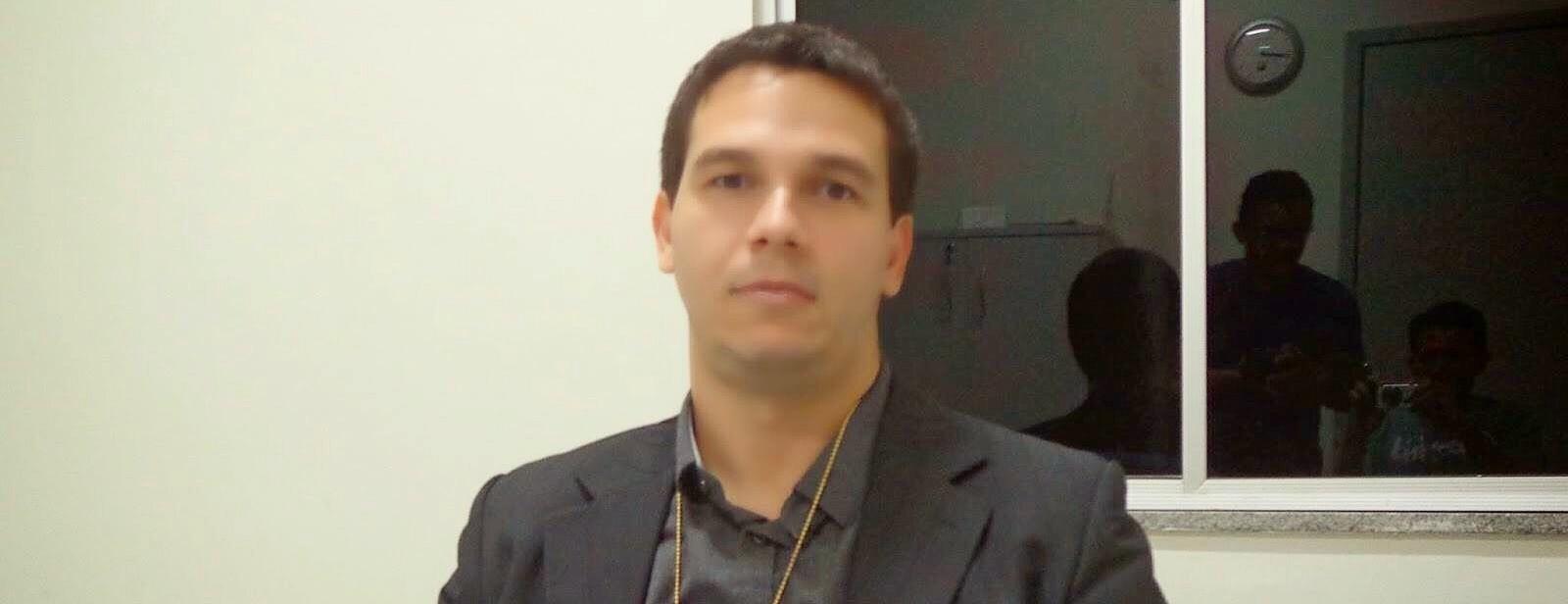 Delegado Leonardo Oliveira assume a delegacia de Morros