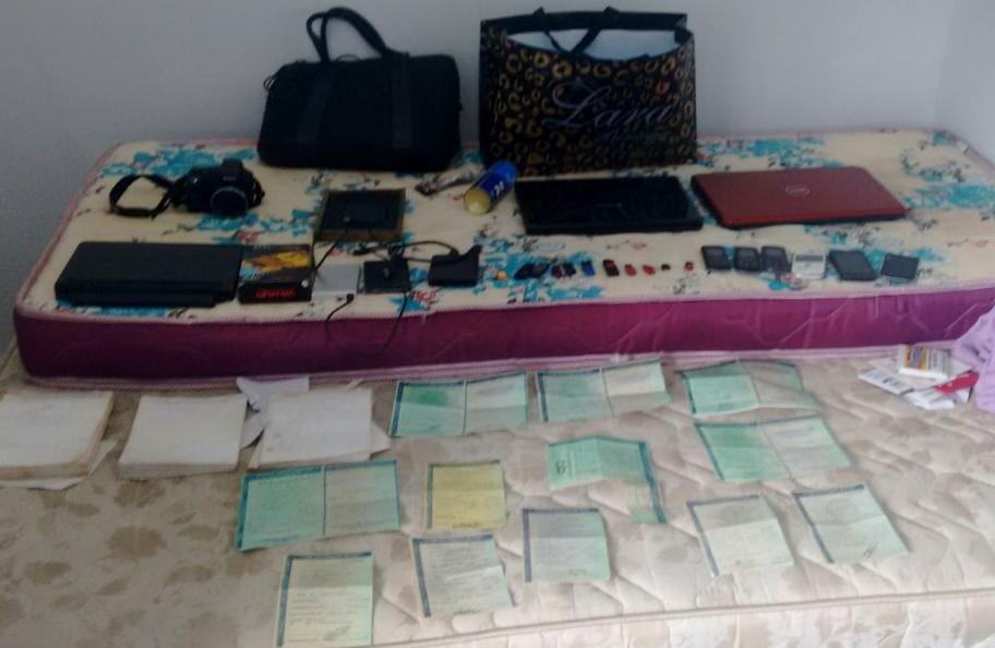 Oito suspeitos de adulteração de veículos são presos em Imperatriz