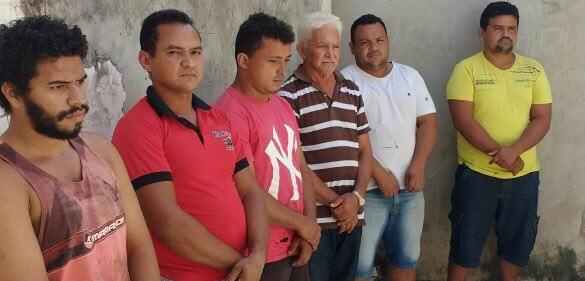 Polícia Civil cumpre mandados de Prisão e efetua flagrante em Barra do Corda, Penalva e Viana