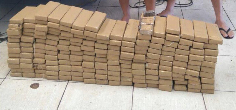 Polícia Civil do Maranhão e Piauí prendem suspeitos por tráfico de drogas