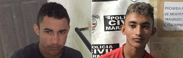 Polícia Civil tira de circulação suspeitos de roubos em Zé Doca