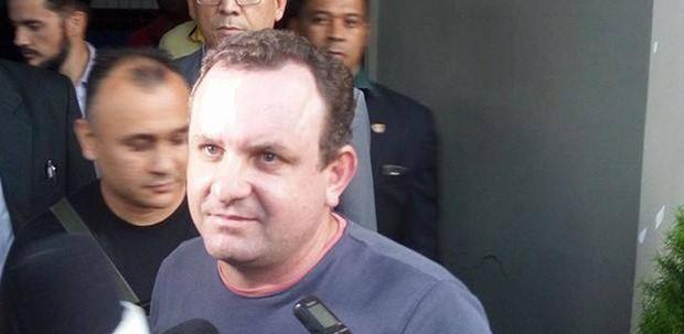 """Polícia Civil cumpre mandado de prisão em desfavor de """"Beto Rocha"""""""