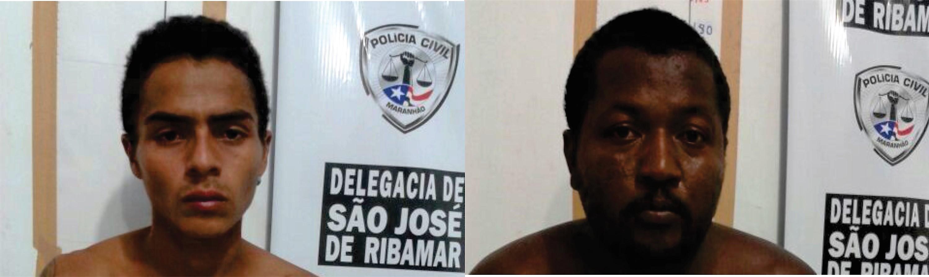 Polícia Civil prende assaltantes no município de São José de Ribamar
