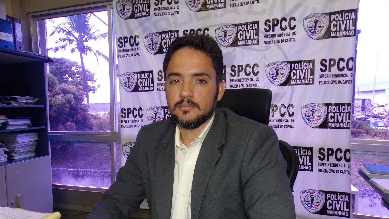Superintendente de Polícia Civil da Capital, fala da redução no índice de assaltos a coletivos e roubos a residências em São Luís-MA