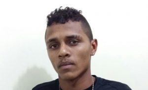 Prisão de Marcos André em Olinda Nova