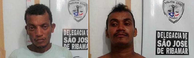 Polícia Civil prende suspeitos por assaltos na região de São José de Ribamar