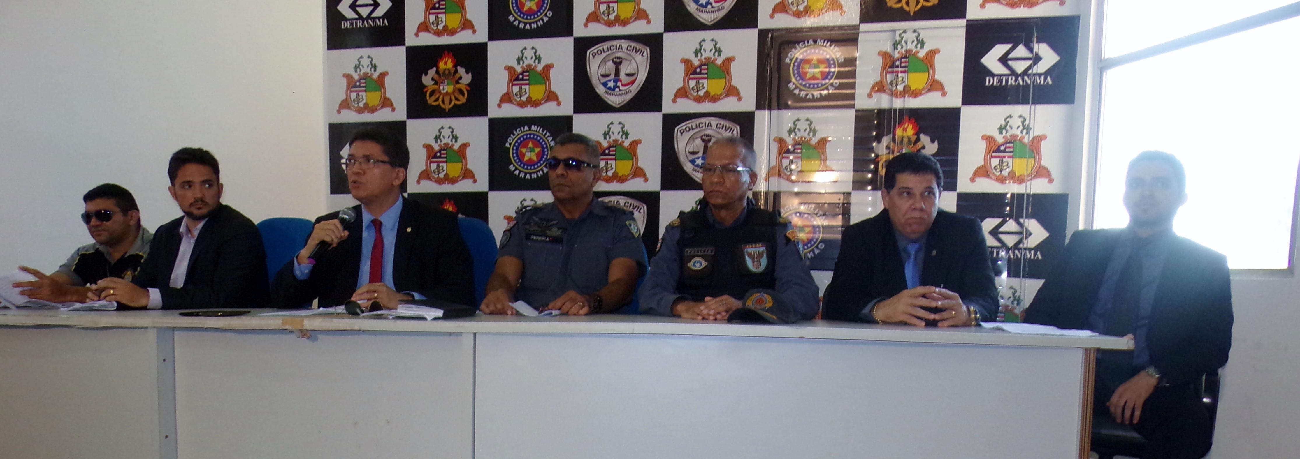 SSP apresenta ações de cumprimento de mandados de prisão na capital e interior