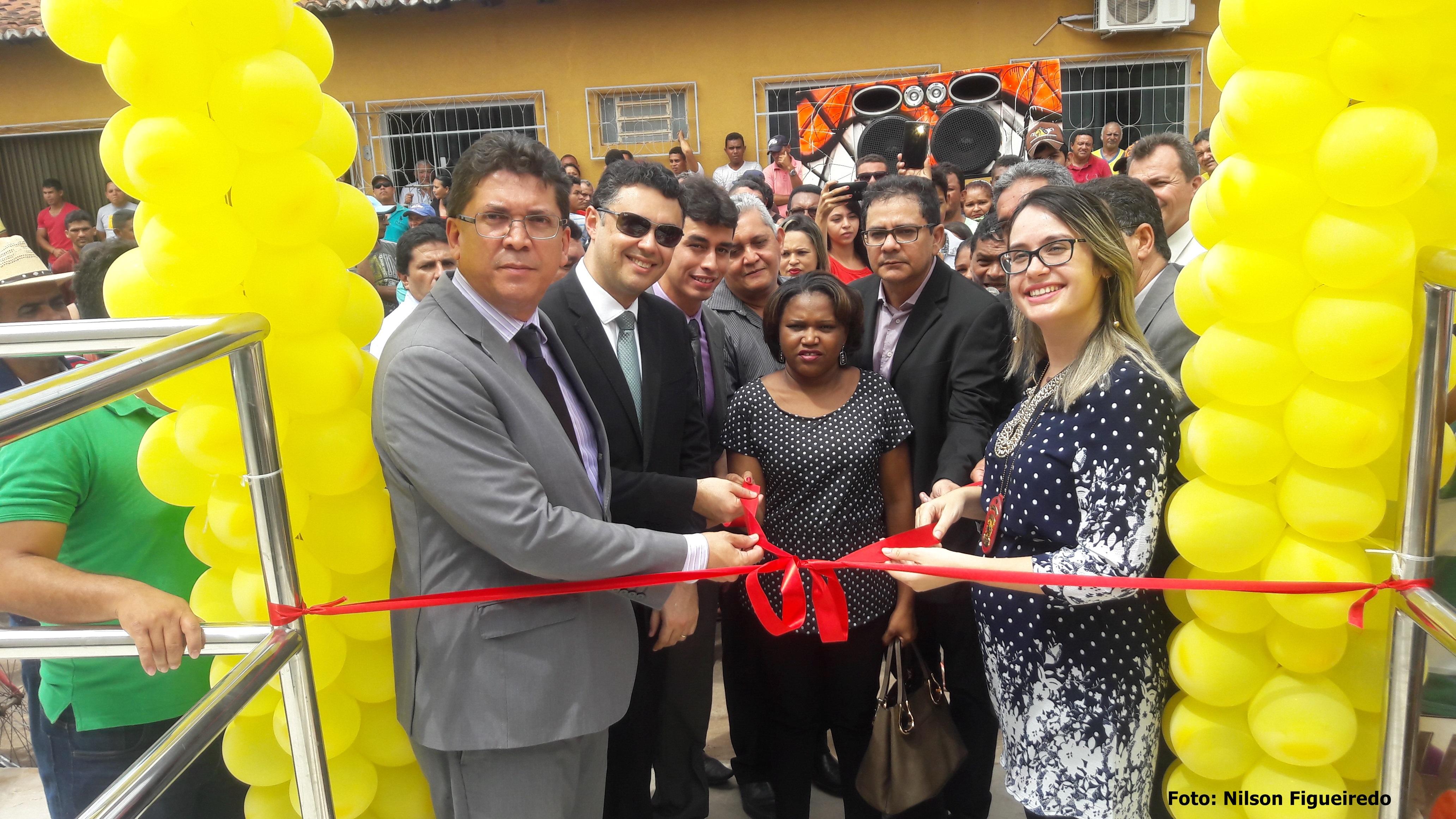 Cúpula da segurança pública entrega nova delegacia para o município de São Mateus