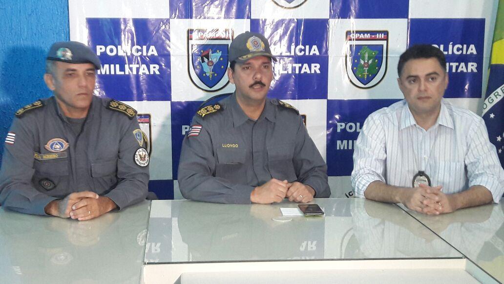 Cúpula da segurança reúne-se no Comando Geral da PM para desvendar a morte do policial militar