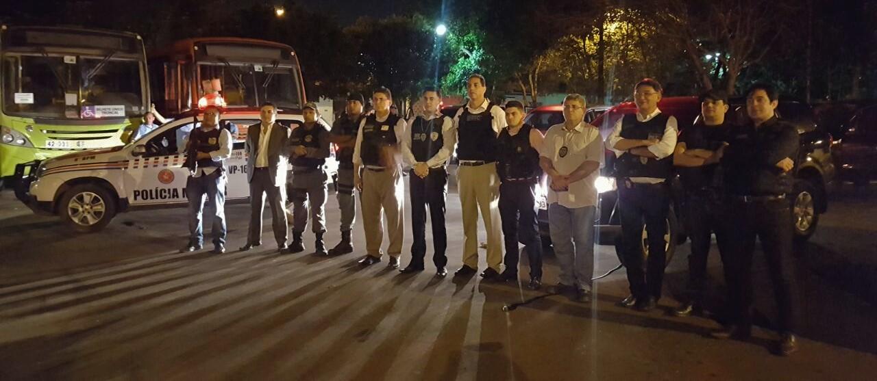 Secretário de segurança Jefferson Portela coordena ações contra a criminalidade e a violência na região metropolitana