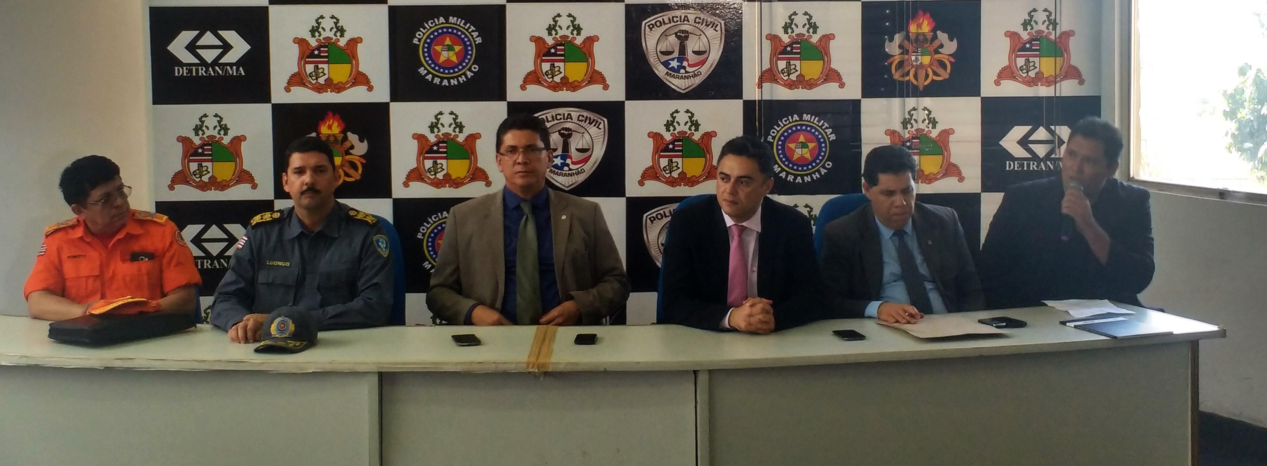SSP apresenta assaltante do Banco Bradesco em Vargem Grande