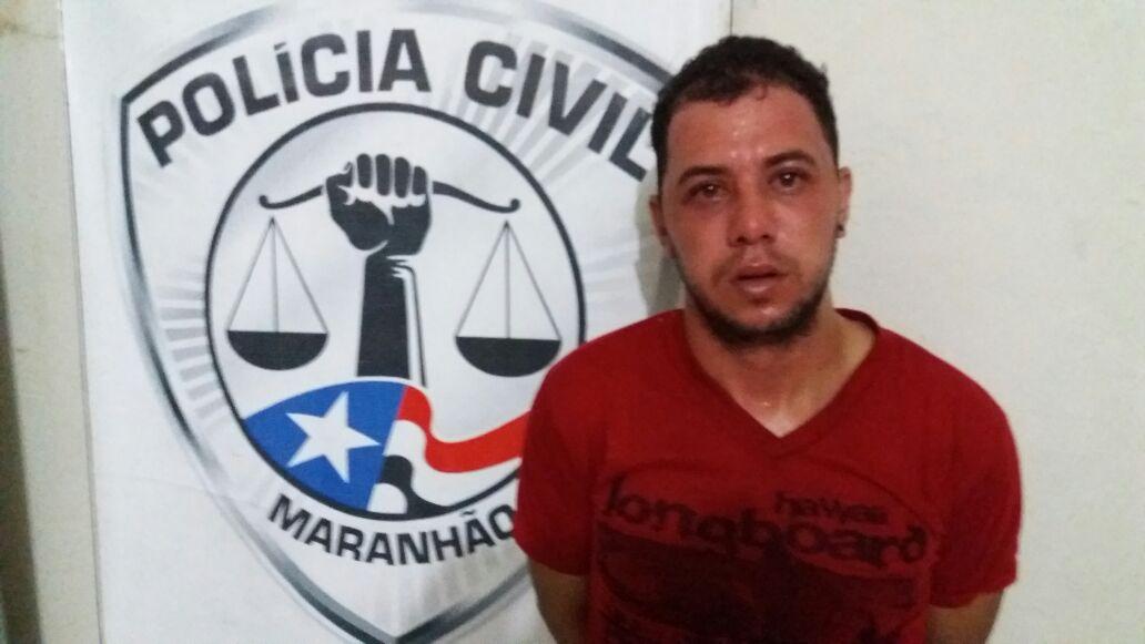 Polícia Civil prende suspeitos por roubos de veículos em Barra do Corda