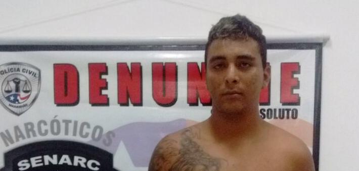 Polícia Civil prende foragido da Justiça com 1k g de drogas. No Turu captura dois criminosos por assalto a posto de combustível