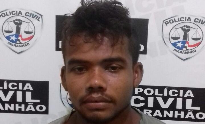 Polícia Civil prende homicida em Bacabal