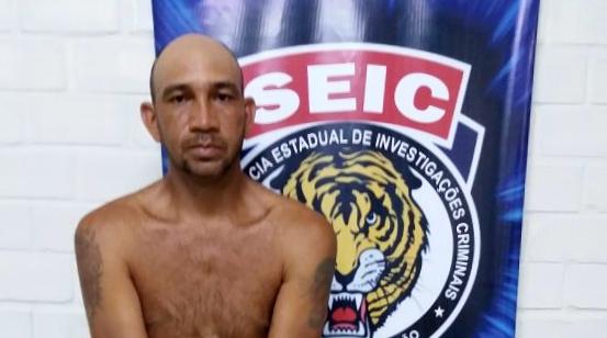 Polícia Civil prende homicida em Santo Antônio dos Lopes e um por tráfico de drogas no Sá Viana.