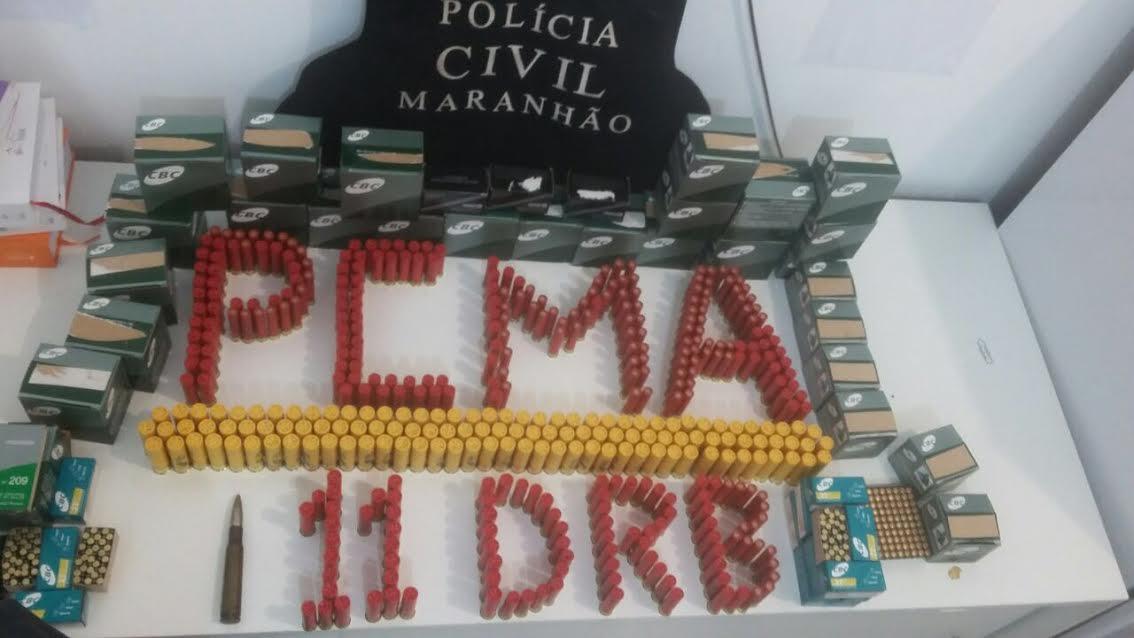 Polícia Civil realiza operação Brasil Seguro em Carolina