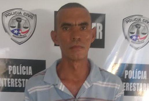 Polinter prende acusado de homicídio em Rosário-MA
