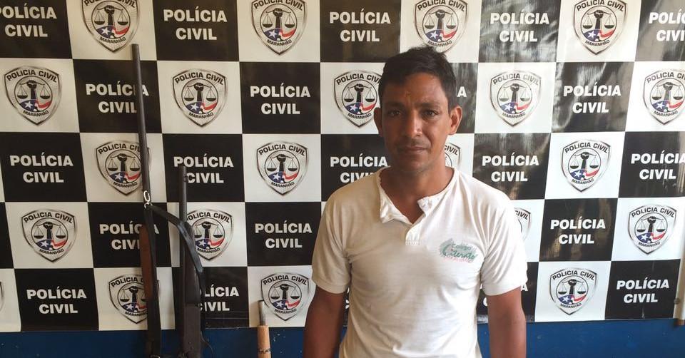 Polícia Civil cumpri mandado de prisão em Zé Doca
