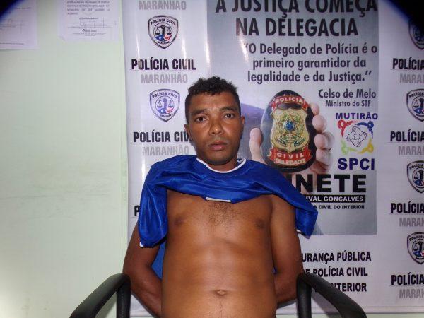 Cumprindo mandado de prisão, Polícia Civil prende homicida na Vila Embratel