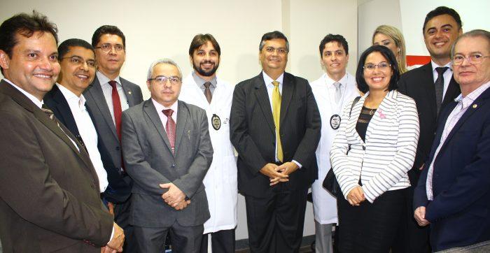 Secretário Jefferson Portela e autoridades policiais se pronunciam sobre o Instituto de Genética Forense