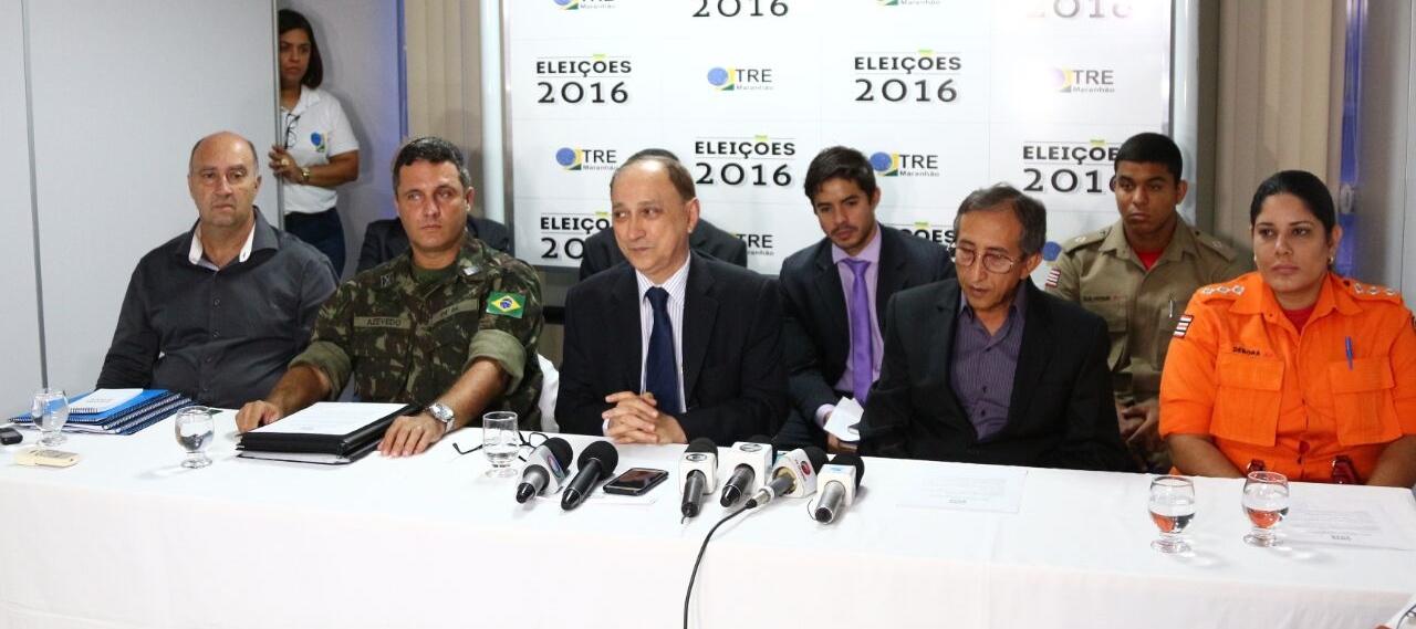 Quase nove mil policiais garantirão a segurança nas Eleições 2016