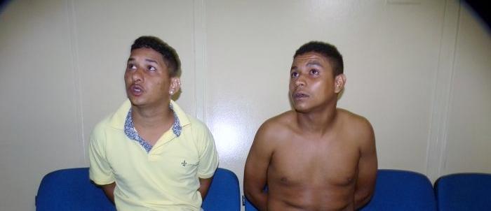 Polícia Civil prende suspeitos por tráfico de drogas na área Itaqui-Bacanga